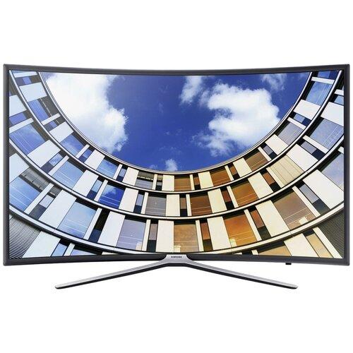 Фото - Телевизор Samsung UE49M6500AU 49 (2017), темный титан телевизор samsung ue43tu7500u 43 2020 серый титан