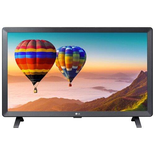 Фото - Телевизор LG 24TN520S-PZ 23.6 (2020), темно-серый led телевизор lg 28tn525v pz