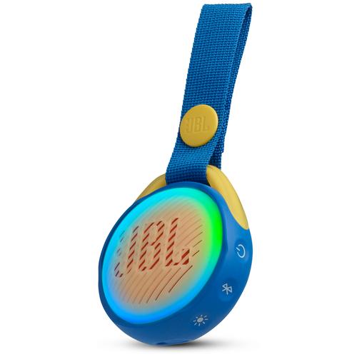 Портативная акустика JBL JR POP, 3 Вт, Cool Blue