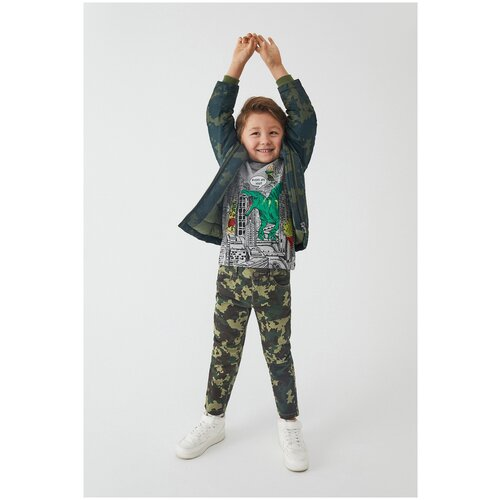 Купить Брюки для мальчиков размер 116, набивка, ТМ Acoola, арт. 20120160336