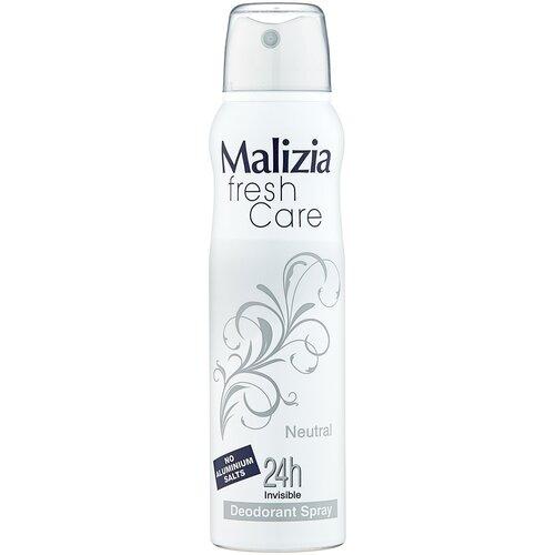 Malizia дезодорант-антиперспирант, спрей, Fresh Care Neutral, 150 мл
