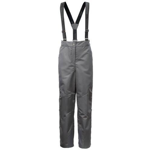 Купить AOAS00PT2T001 Брюки д/дев. Лила 1-1, 5 г размер 86-52 цвет св.серый, Oldos, Полукомбинезоны и брюки