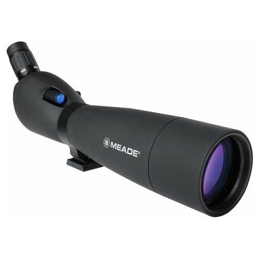 Фото - Зрительная труба Meade Wilderness 20-60x80 черный зрительная труба veber snipe super 20 60x80 gr zoom