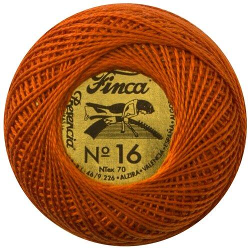 Купить Мулине Finca Perle(Жемчужное), №16, однотонный цвет 7580 71 метр 00008/16/7580, Мулине и нитки для вышивания