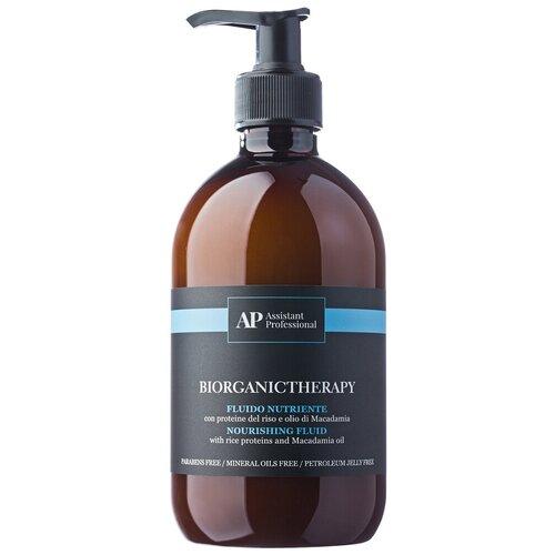 Фото - Восстанавливающий флюид Assistant Professional для волос Bio Organic Therapy Nourishing Fluid 500мл восстанавливающий флюид для волос bio organic therapy nourishing fluid флюид 1000мл