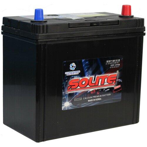 Автомобильный аккумулятор Solite Silver 70B24L