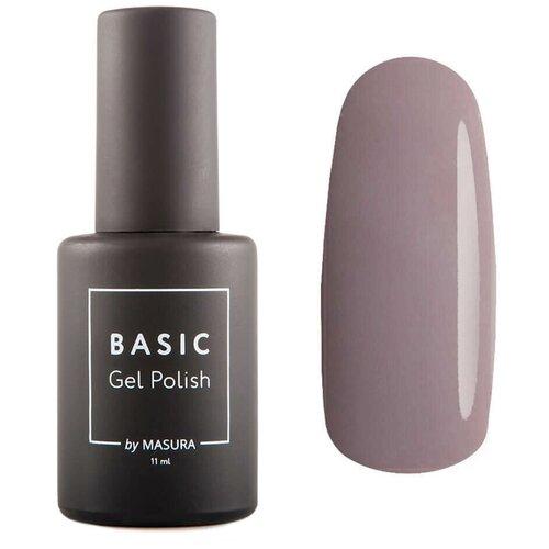 Купить Гель-лак для ногтей Masura Basic, 11 мл, Доппио