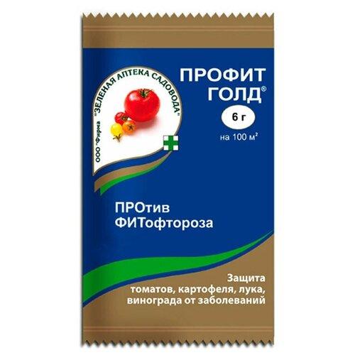 Зеленая Аптека Садовода Защита от заболеваний Профит Голд, 6 г
