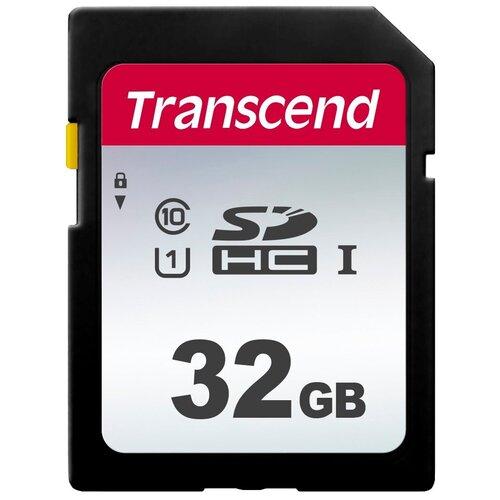 Фото - Карта памяти Transcend TS32GSDC300S карта памяти transcend ts16gusdc10
