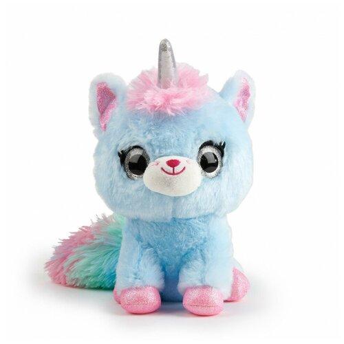 Купить Игрушка WowWee Интерактивная мягкая Кошка-единорог 5223 WowWee, Мягкие игрушки