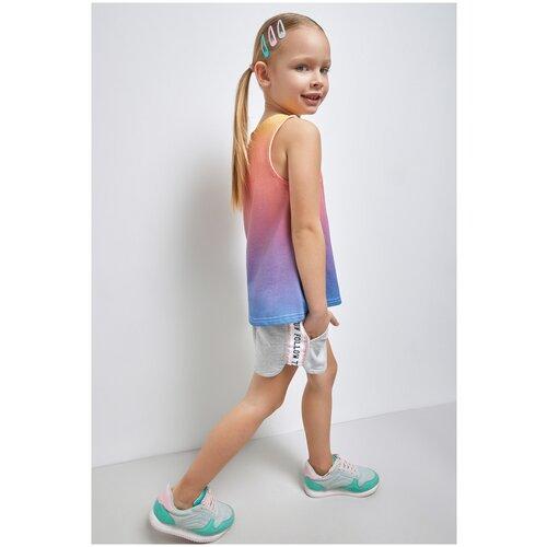Купить Шорты для девочек размер 116, серый, ТМ Acoola, арт. 20220420045