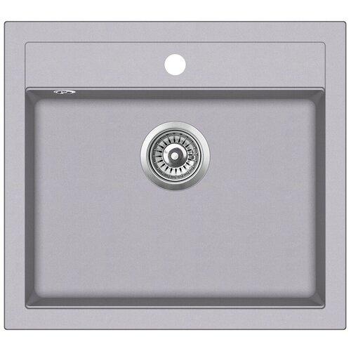 Кухонная мойка AquaSanita Quadro SQQ 100 W 202