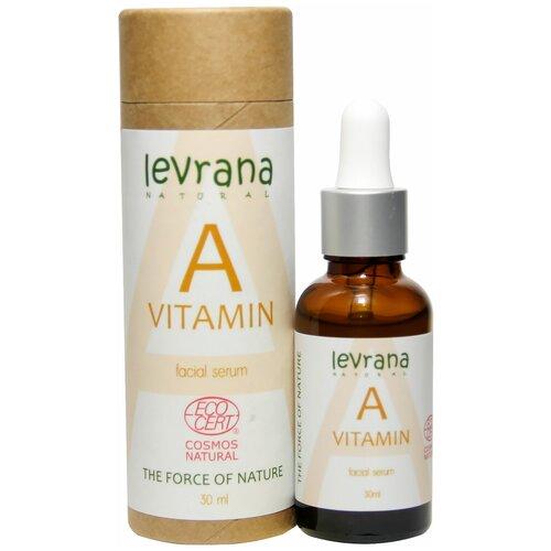 Купить Levrana Vitamin A Facial Serum Сыворотка для лица Витамин А, 30 мл