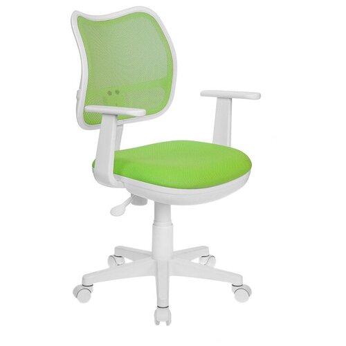Компьютерное кресло Бюрократ CH-797 детское, обивка: текстиль, цвет: SD/TW-18 компьютерное кресло бюрократ ch w797 abstract детское обивка текстиль цвет мультиколор абстракция