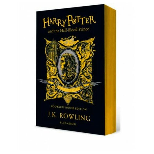 Harry Potter and the Half-Blood Prince – Hufflepuff Edition
