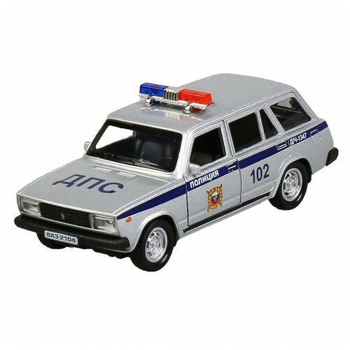 Машина Технопарк ВАЗ-2104 Жигули Полиция 300026