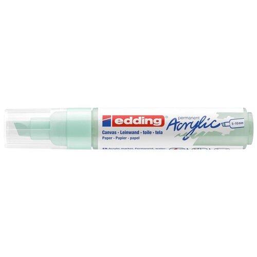Купить Edding Маркер 5 - 10 мм, 1 шт. (5000) мягкая мята, Фломастеры и маркеры