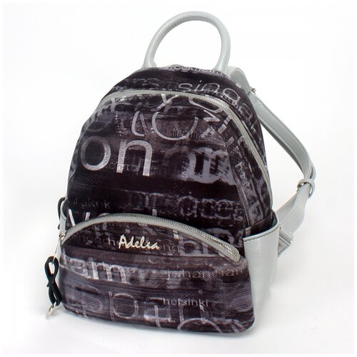 Женский рюкзак экокожа(искусственная кожа) + текестиль Adelia 532866