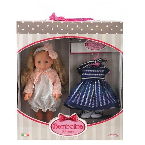 Фото - Кукла Dimian Bambolina Модница с вечерним платьем, 40 см, BD1619 dimian