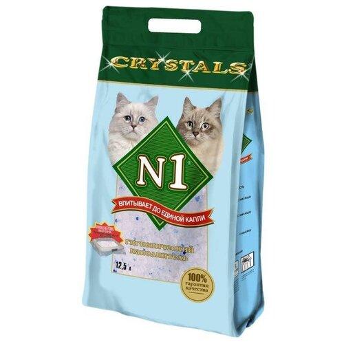 tea1733p n1 Впитывающий наполнитель N1 Crystals, 12.5 л