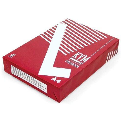 Фото - Бумага Kym Lux A4 Premium 80 г/м² 500 лист., белый бумага creative a4 студенческая 80 г м² 100 лист белый