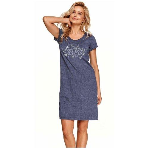 Фото - Сорочка Taro, размер M, синий сорочка taro размер m персиковый