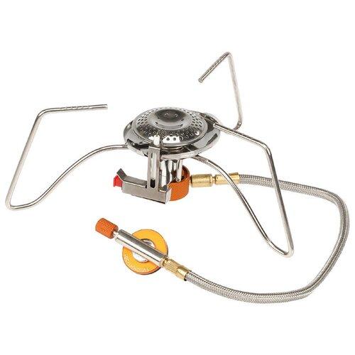 Горелка Fire-Maple FMS-104 серебристый горелка fire maple fms 104 серебристый