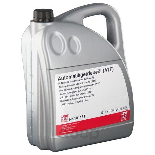 Масло Atf 5л.[Automatic Transmission Fluid] (Красное) /Made In Germany/ Febi арт. 101161