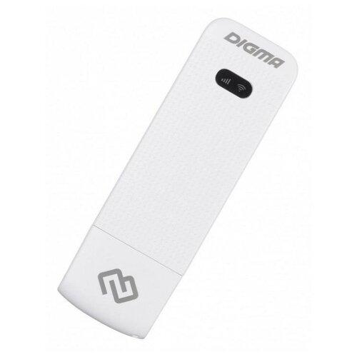 GSM модем DIGMA Dongle белый