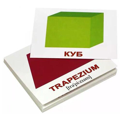 Фото - Набор карточек Вундеркинд с пелёнок Форма/Shape мини 10x8 см 20 шт. набор карточек вундеркинд с пелёнок мини 40 праздники 10x8 см 40 шт
