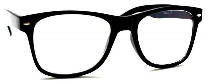 Антикомпьютерные очки Farsi 3737 черный — купить по выгодной цене на Яндекс.Маркете
