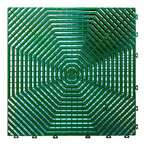 Фото - Покрытие модульное Helex HL 40x40 см, зеленый helex 4330 3x3х3 м белый
