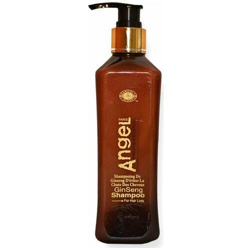 Купить Angel Professional шампунь Ginseng Hair Loss с экстрактом женьшеня от выпадения волос, 300 мл