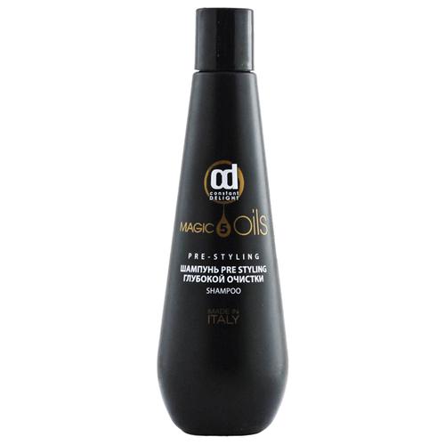 Constant Delight шампунь 5 Magic Oils Pre Styling глубокой очистки волос, 250 мл constant delight масло для окрашивания волос olio colorante 5 02 каштановый натуральный пепельный 50 мл