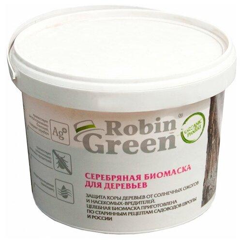 Robin Green Побелка Серебряная биомаска, 3500 г