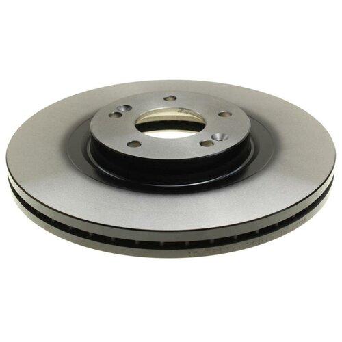 Тормозной диск передний TRW DF7973 321x28 для Hyundai Santa Fe, Kia Sorento
