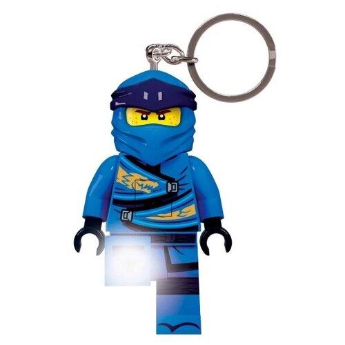 Брелок-фонарик LEGO LGL-KE148, синий брелок фонарик lego lgl ke65 красный