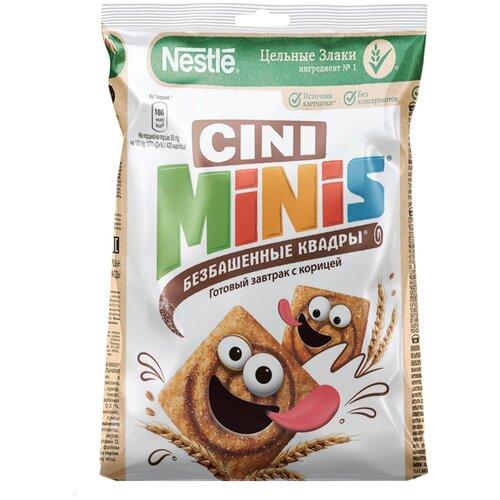 Готовый завтрак Cini Minis безбашенные квадры с корицей, пакет, 250 г недорого
