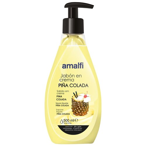 Крем-мыло жидкое Amalfi Pina Colada, 500 мл фото