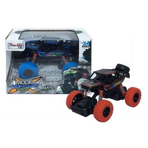 Внедорожник Junfa toys T3603-1M-no 1:36, Машинки и техника  - купить со скидкой