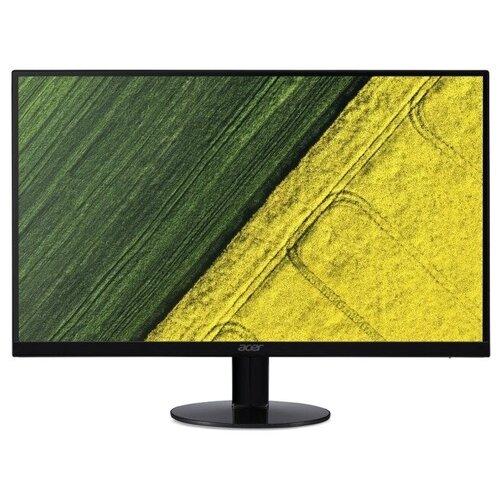 Монитор Acer SA270Bbmipux 27, черный монитор acer cb271hkabmidprx 27 черный [um hb1ee a05]
