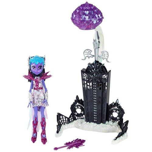 Интерактивный набор Monster High Бу Йорк, Бу Йорк Станция Астроновы, 25 см, CHW58