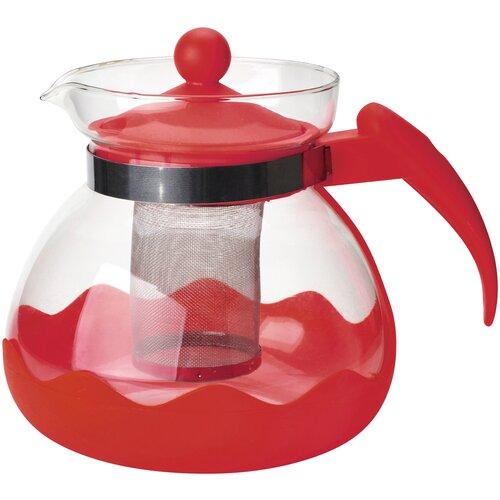 mallony заварочный чайник decotto as 750 0 75 л темно синий Mallony Заварочный чайник Decotto-1500 910107 1,5 л