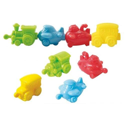 Развивающая игрушка PlayGo Транспортные игрушки 2845 разноцветный развивающие игрушки playgo цветовые эффекты