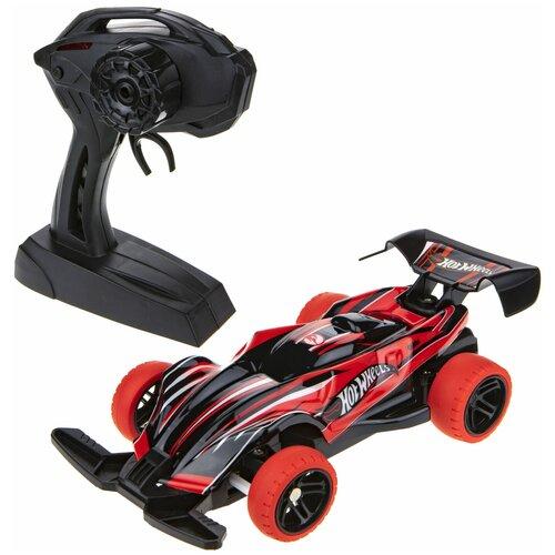 Гоночная машина Hot Wheels Т17674 1:24 черный/красный
