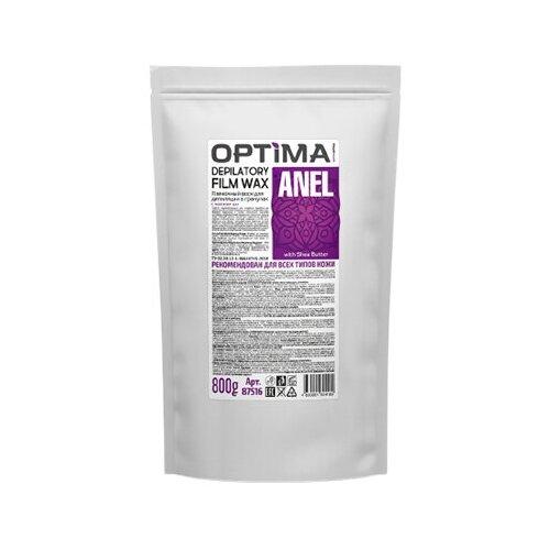 Купить Depiltouch Пленочный воск для депиляции в гранулах Optima «Anel», 800 гр.