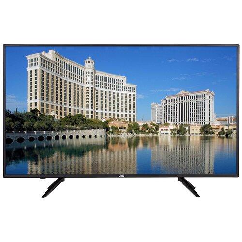 Фото - Телевизор JVC LT-40MU580 40, черный телевизор jvc lt 24m485 черный