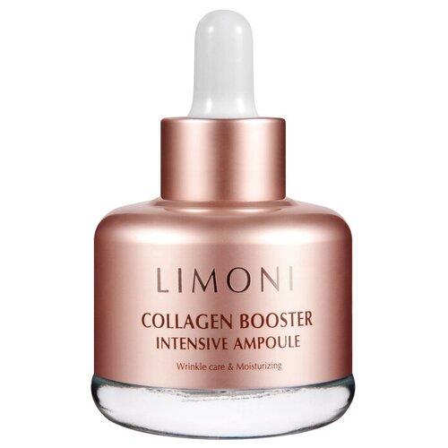 набор limoni collagen booster Limoni Collagen Booster Intensive Ampoule Сыворотка для лица с коллагеном, 25 мл