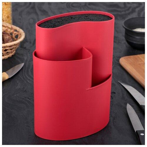 Подставка для ножей и столовых приборов