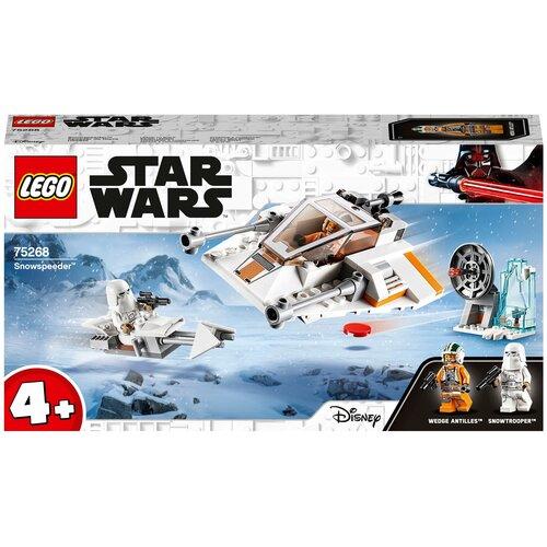 Фото - Конструктор LEGO Star Wars 75268 Снежный спидер lego star wars книга идей